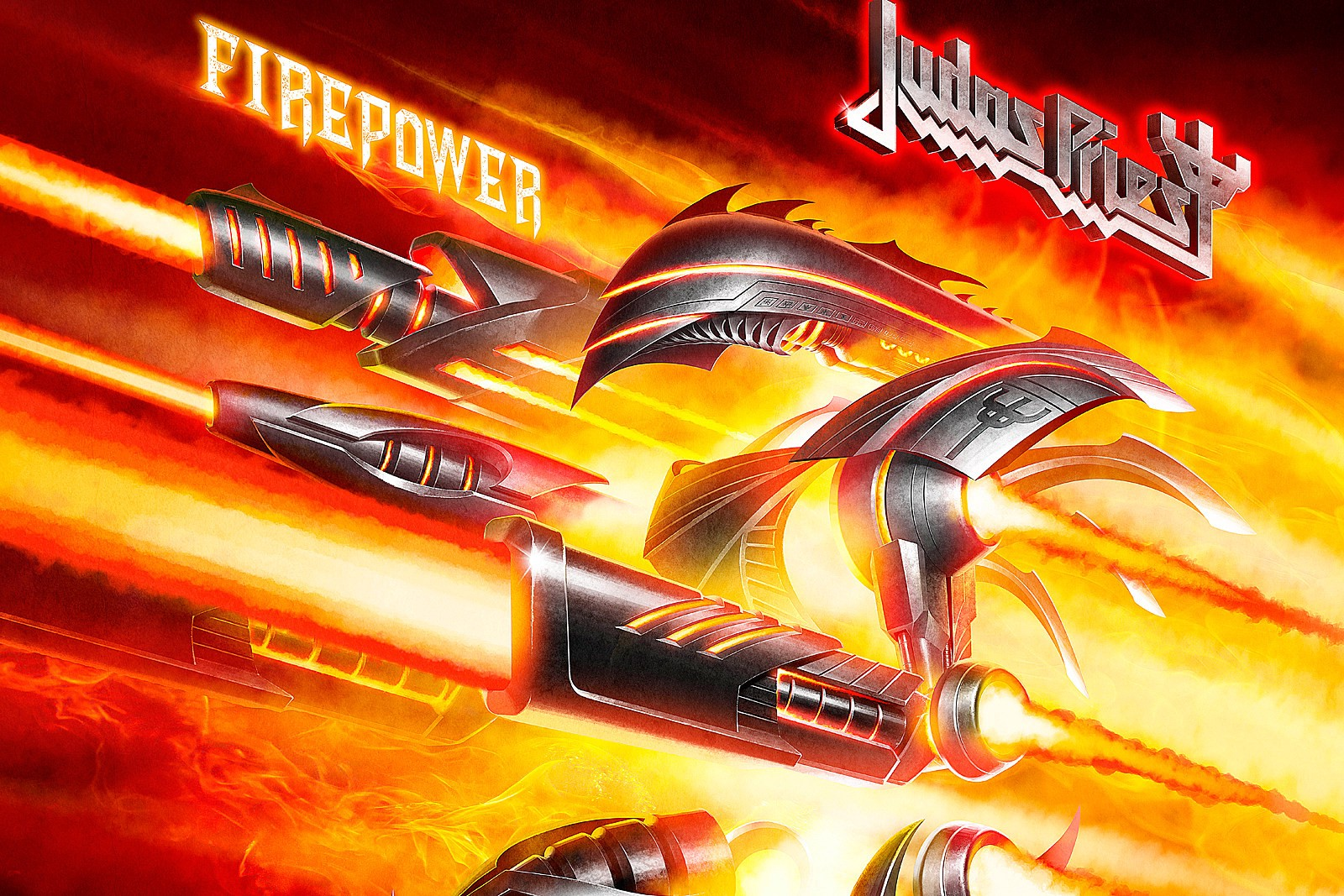 c2fc0892f33 Judas Priest — Firepower (Album Review) – Alper Memioglu – Medium