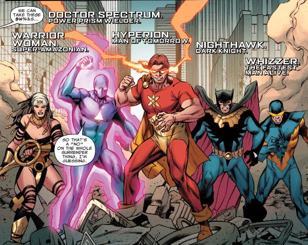 Whos The Most Similar Character To Wonder Woman In The -9760