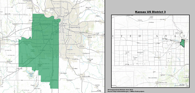 The Hot Seat Kansass 3rd District The Hot Seat Medium - Missouri-us-house-district-map