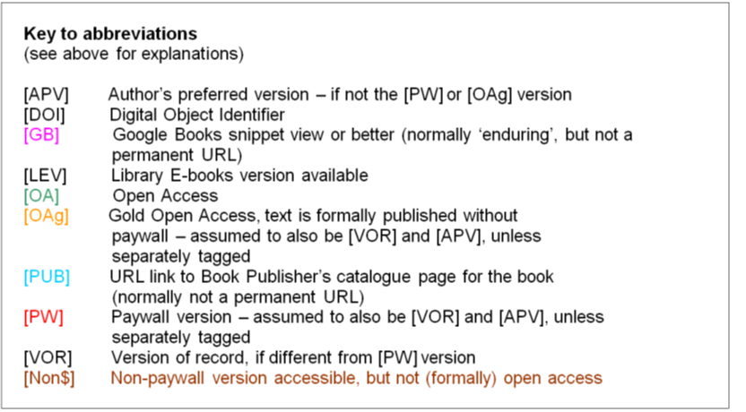A manual for writers of research papers theses and dissertations ebook