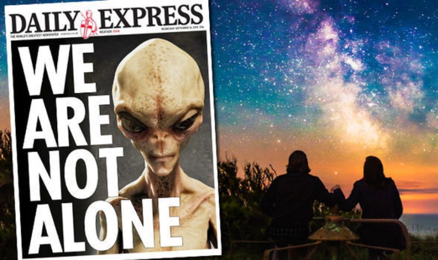 Still Don't Believe In Aliens? Wikileaks Confirms The Existence Of Extraterrestrials
