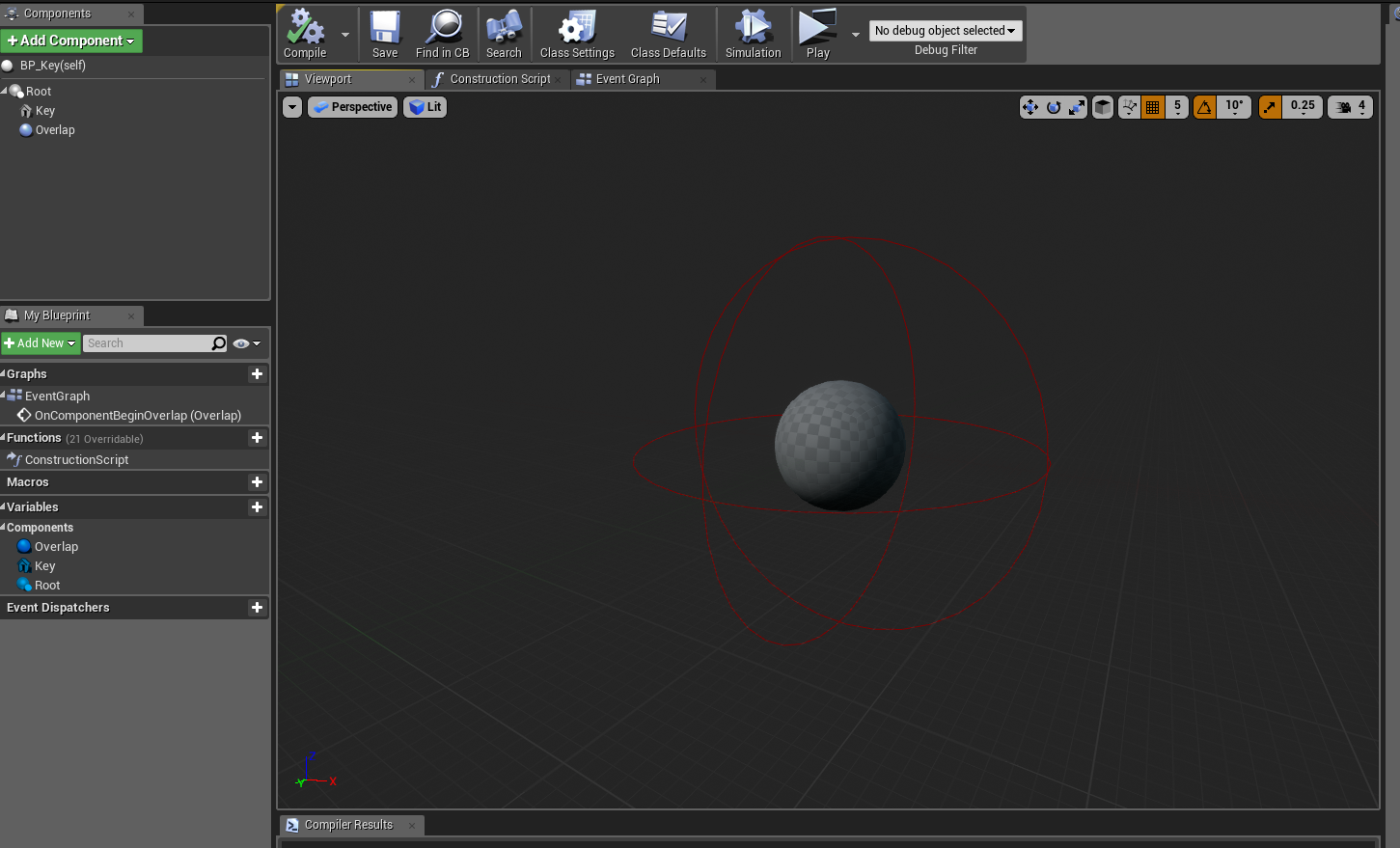 Creating a problem solving system in ue4 22 code3100 medium sphere actor used as a key malvernweather Choice Image