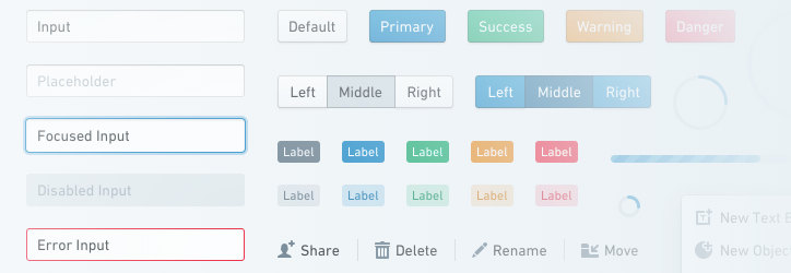 Building A Ui Component Design System Bits And Pieces