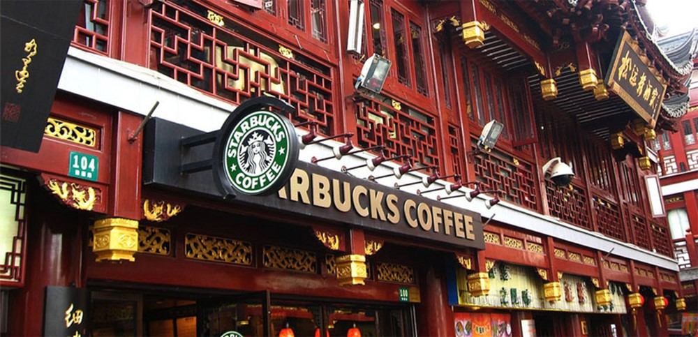 starbucks entry to china By year's end, china is expected to surpass canada as starbucks' second  largest market.