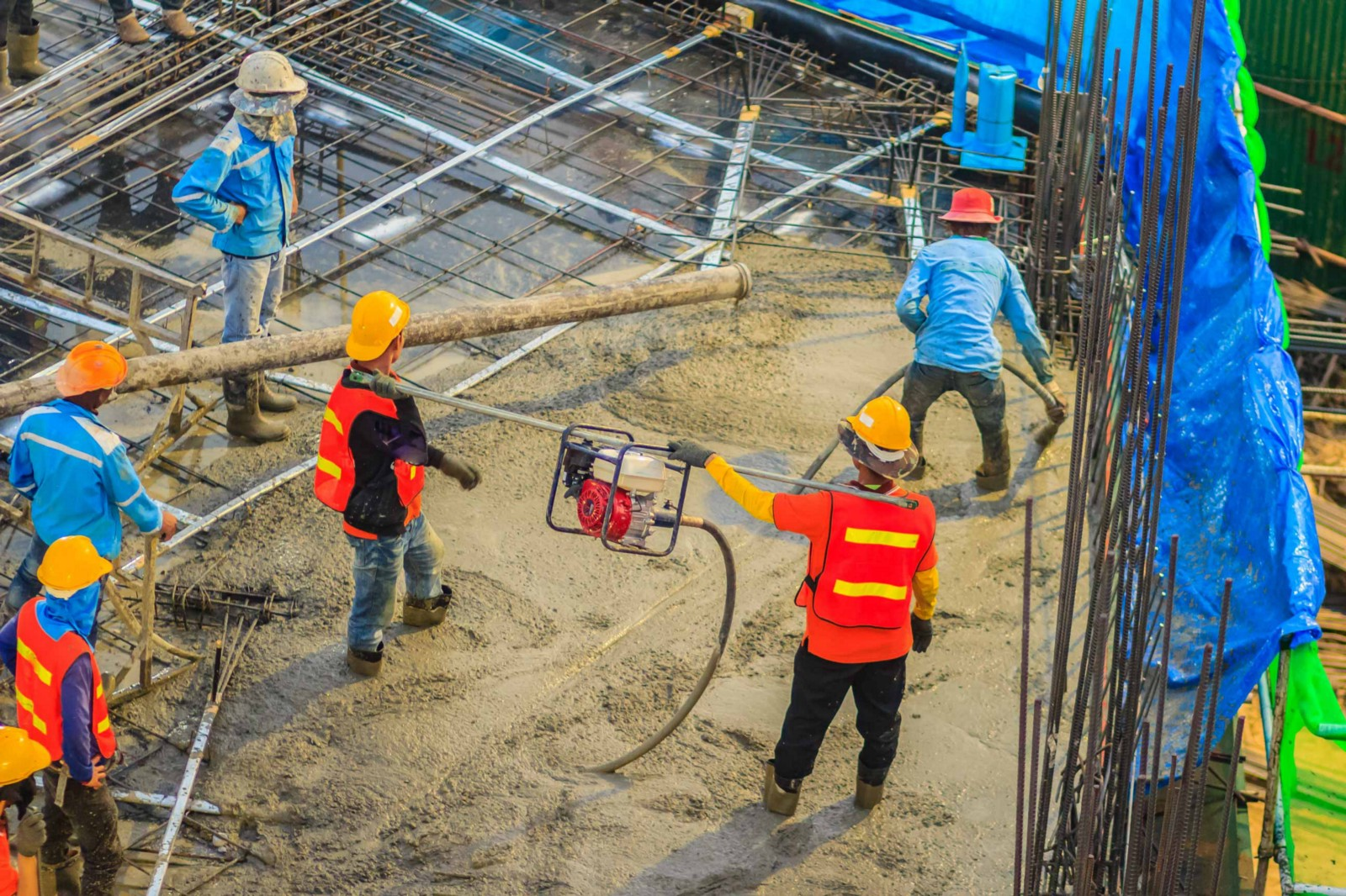 Health And Safety Fines On Building Site
