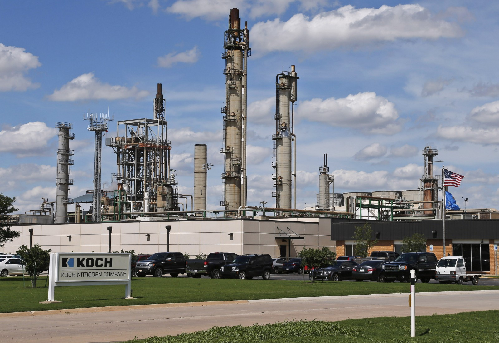 The little known think tank fueling trump s anti clean for Koch industries
