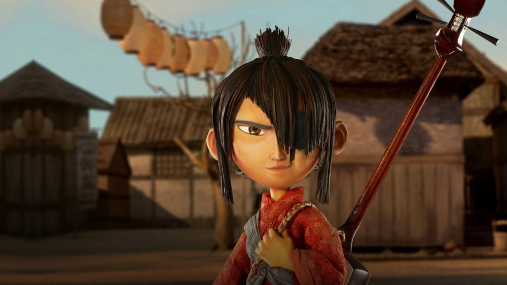 Two Cents Strums Along with KUBO AND THE TWO STRINGS