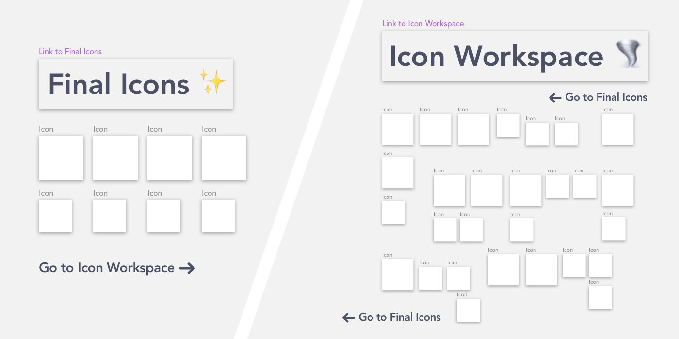 Using Sketchs Symbols As Links For Big Projects Design Sketch