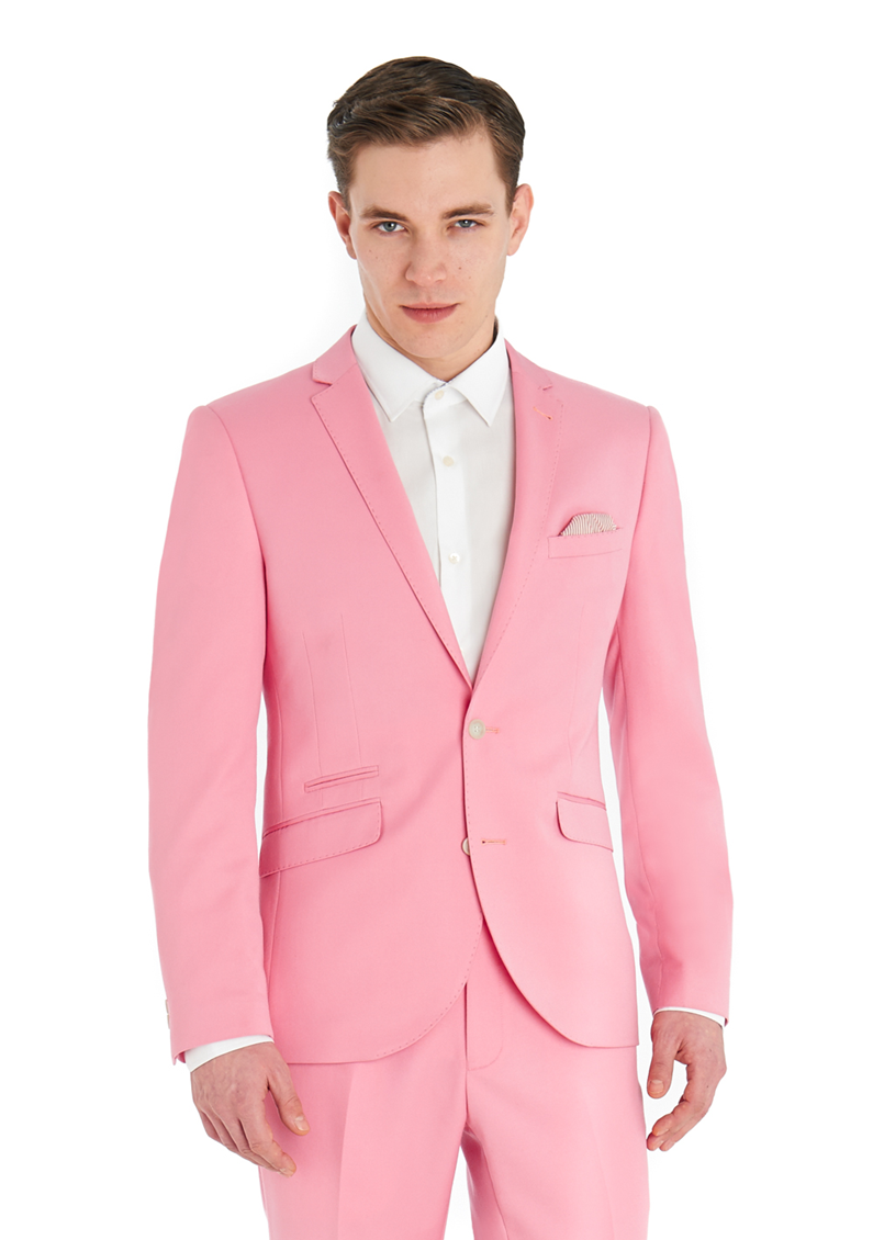 5 ways to ace that pink shirt at work – Male Grooming ...