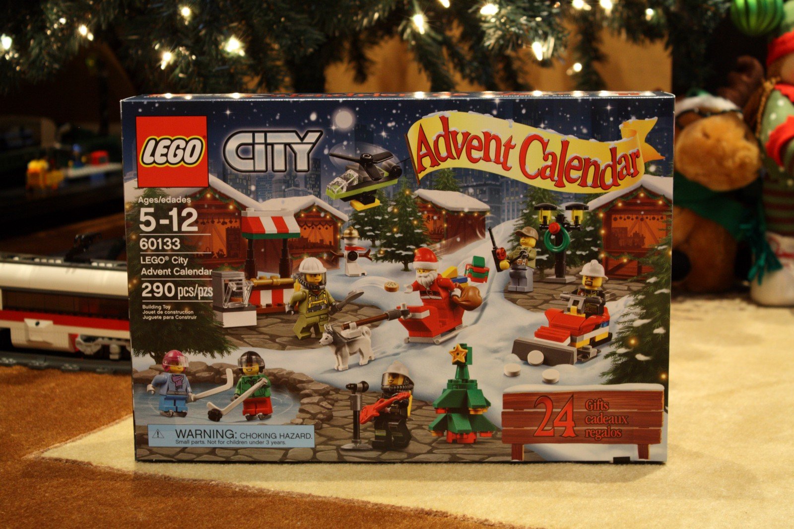 lego christmas advent 2016