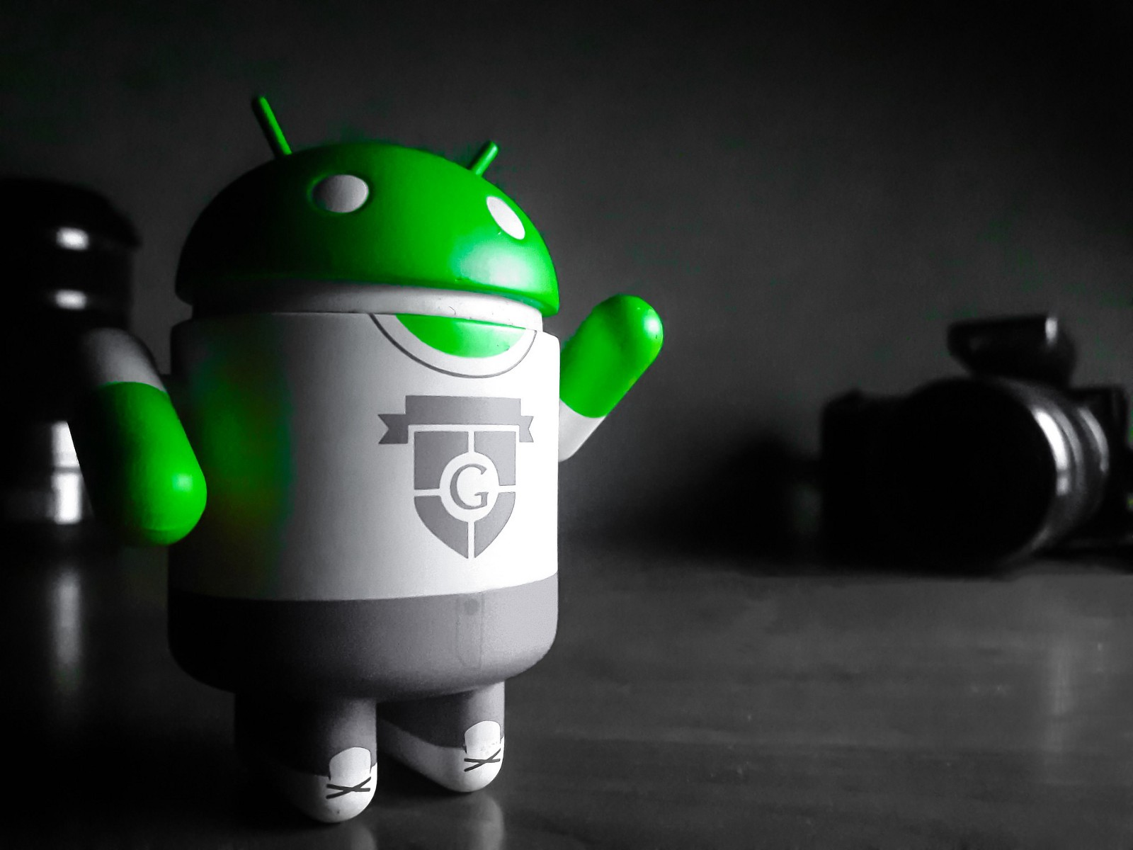 Writing Your First Android App, in Assembly