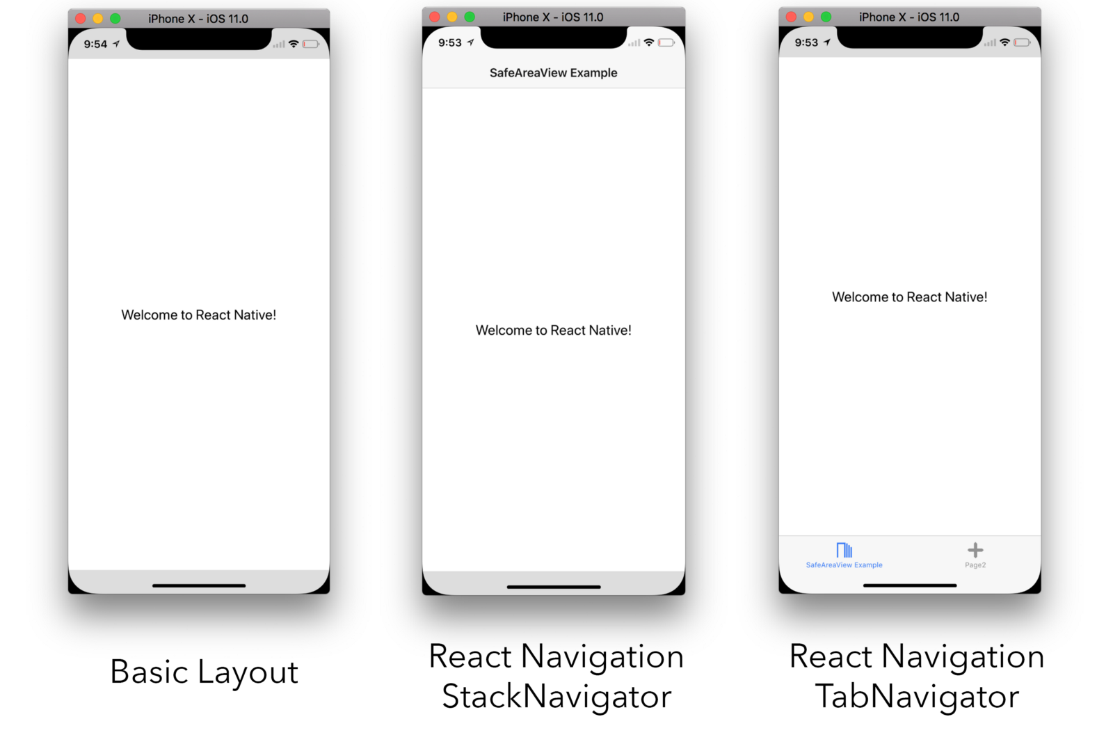 d9b58ac0465b React Native   iPhone X – React Native Training – Medium