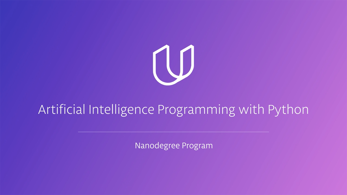 AI Programming with Python Nanodegree Program: What You'll Learn