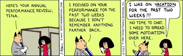 How To Do Performance Reviews  Hacker Noon