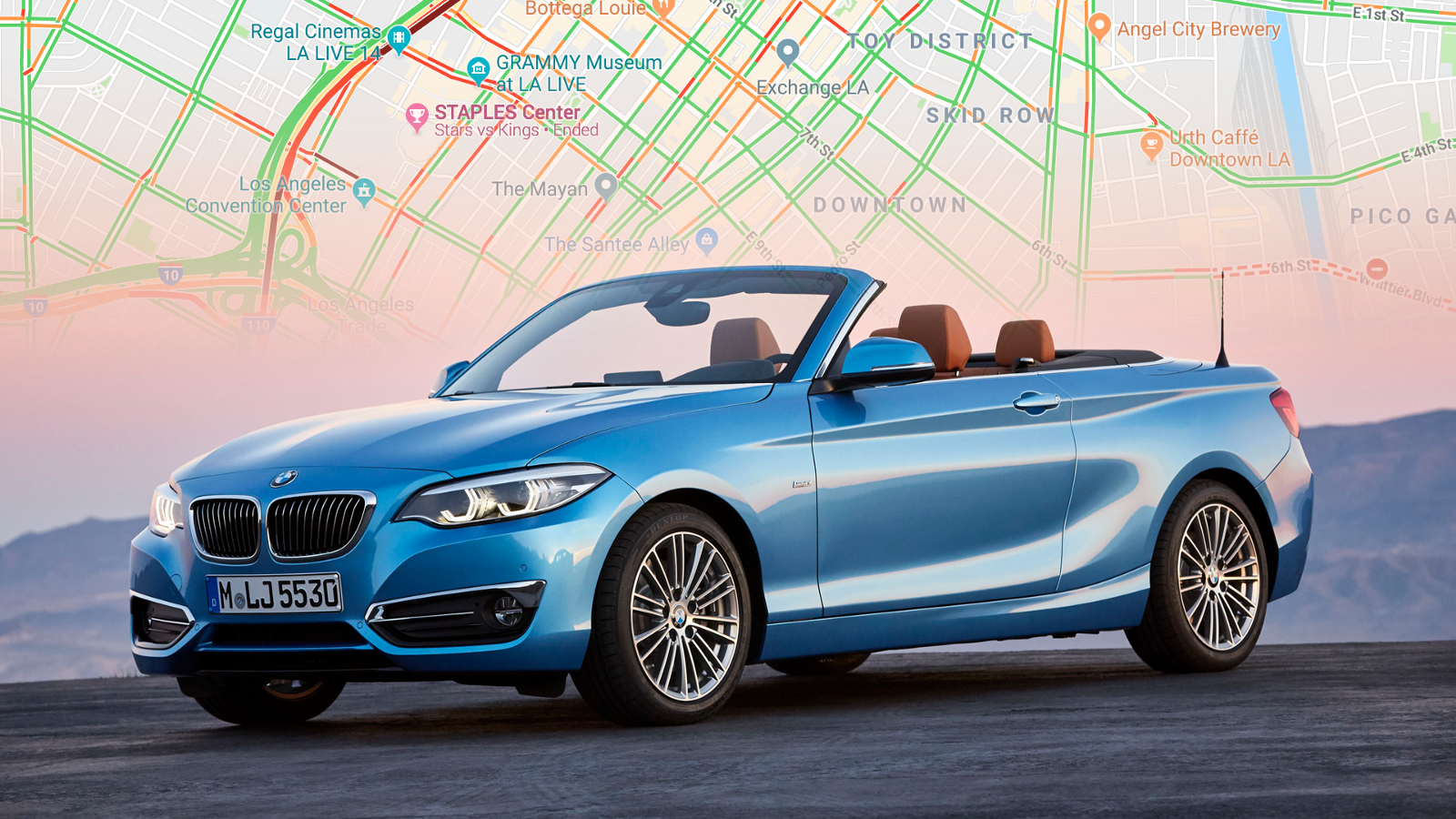 BMW Technology: Real Time Traffic Information (RTTI) Sets Their ...