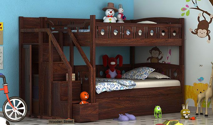 3 Bunk Bed Material Beds Are Available Generally In Either Wood Or Metal And Each Has Their Advantages Disadvantages