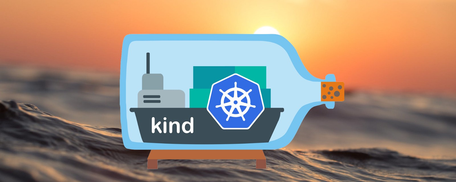 Starting local Kubernetes using kind and Docker