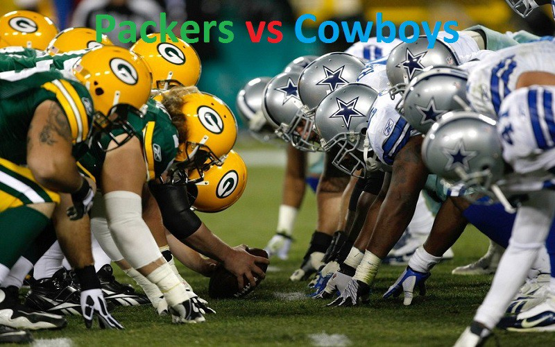 cowboys vs packers live stream free game time tv divisional