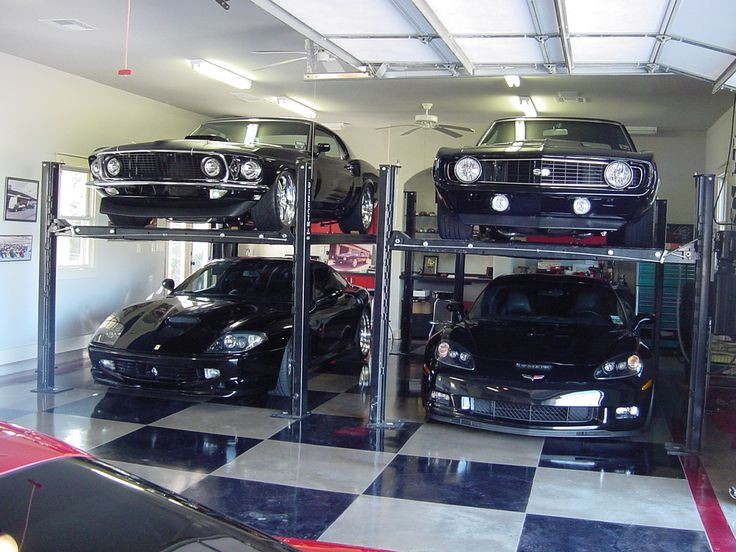 5 Important Reasons For You To Buy A Car Lift For Your Garage