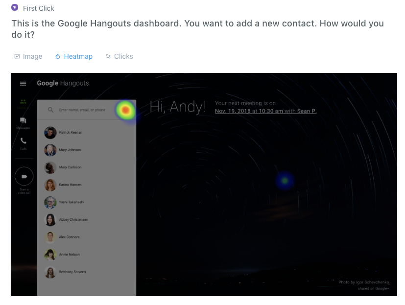 Google Hangouts Ux Audit Case Study Andy Yeh Medium