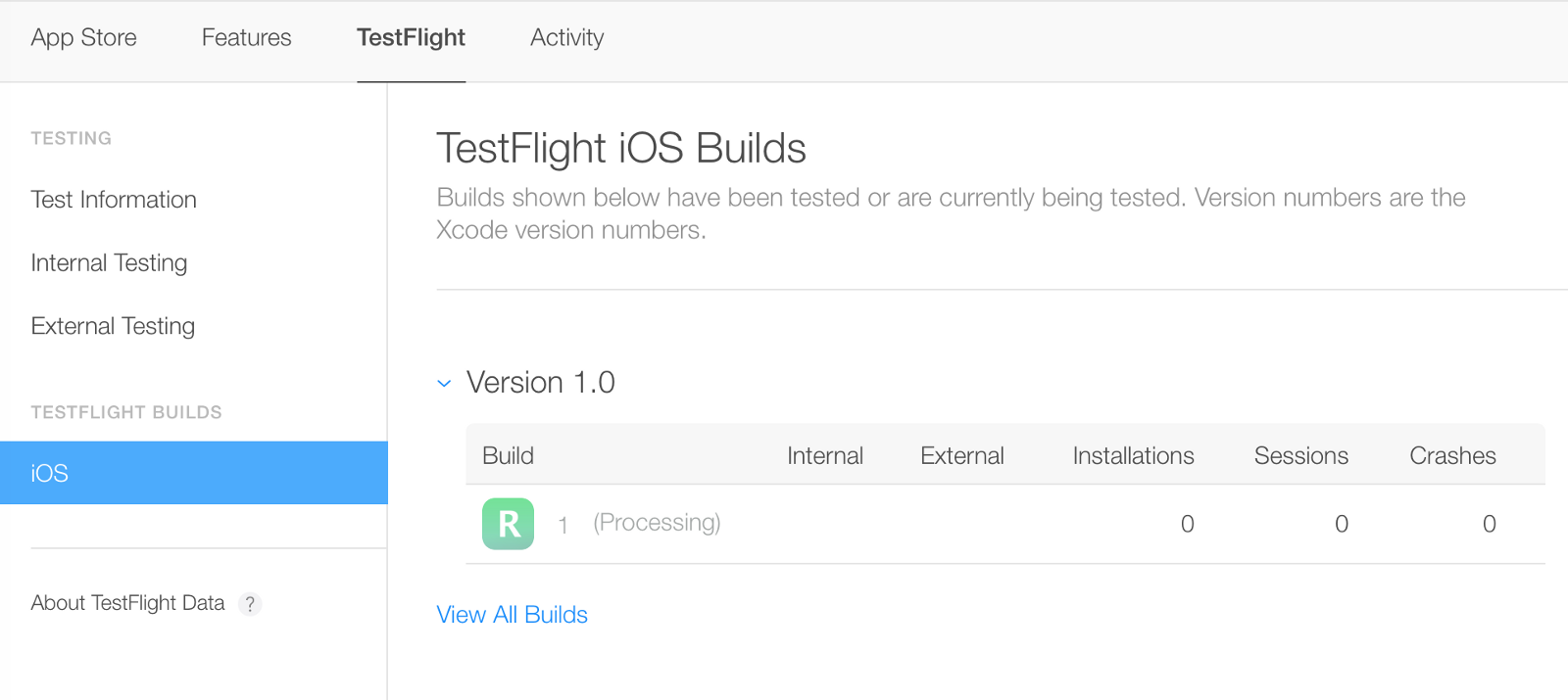 steps to put your app on testflight daniel mathews medium rh medium com 30GB iPod User Guide iPhone User Guide
