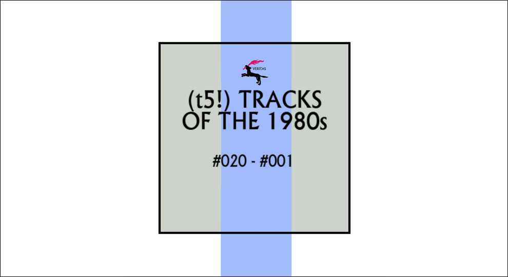 t5!) Tracks Of The 1980s – Let's Touch Fives! – Medium