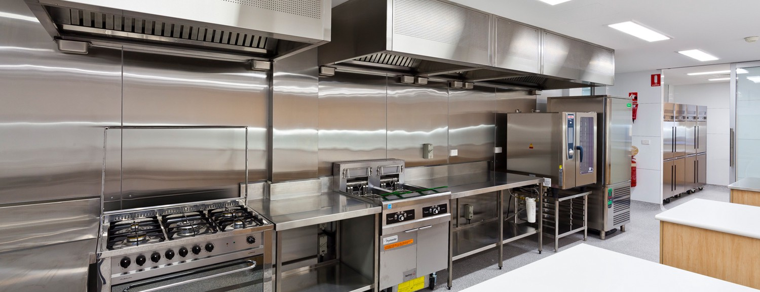 The Liances Used In Kitchen Should Be Suitable To Handle Heavy Duty Service Which Are Commercial Grade