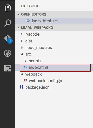 using html-webpack-plugin to generate index.html – A beginner\'s ...