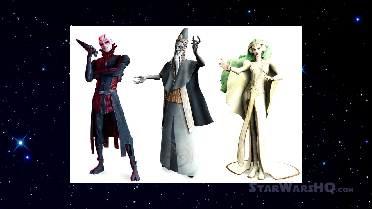 ancient races of the star wars universe christopher johnson medium