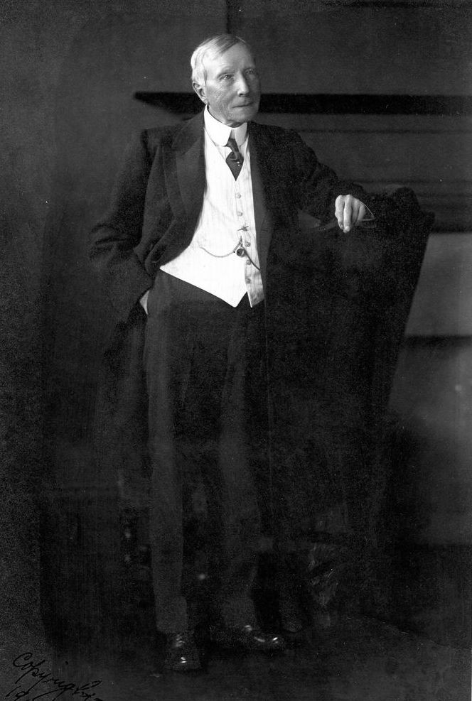 the obsession of john d rockefeller He was john d rockefeller iii, the eldest son and the heir apparent of all the children, john was the most like father in personality—hardworking and conscientious, with a strong sense of duty.