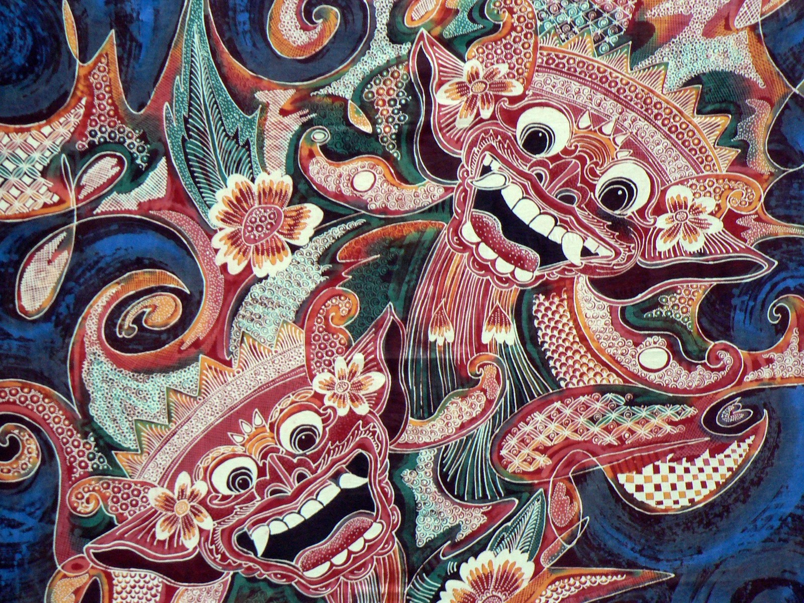 Ghostly Traditions Monsters And Spirits From The Balinese Culture