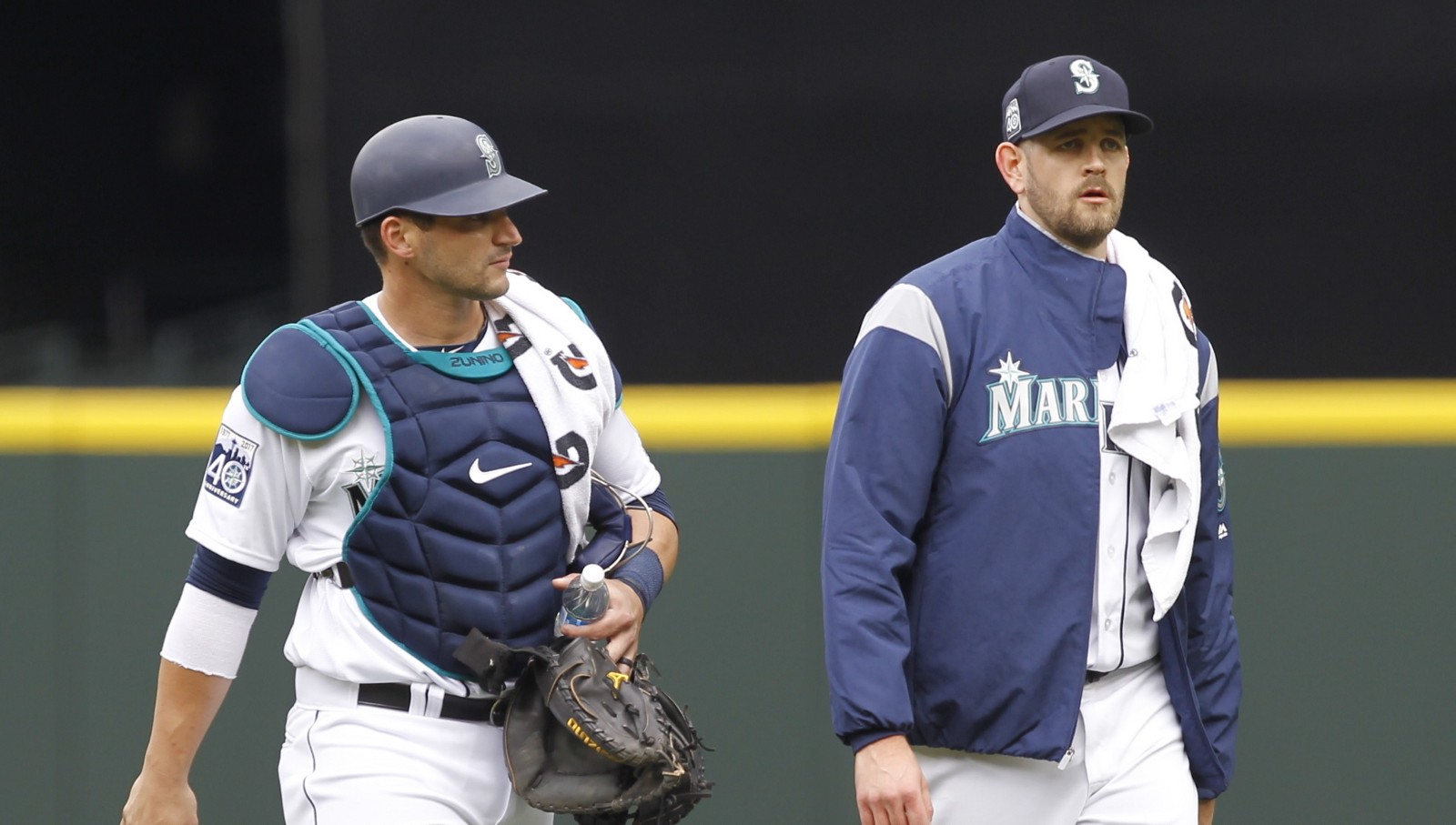 Mariners Agree To Terms With Five Arbitration Eligible Players