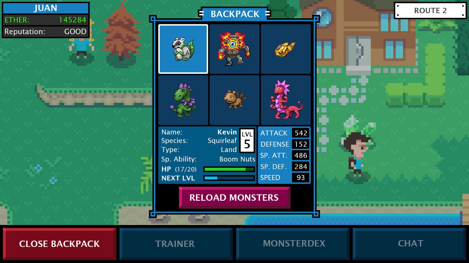 ChainMonsters: Preview Alpha 0 3 Update – Netherstorm, Inc – Medium