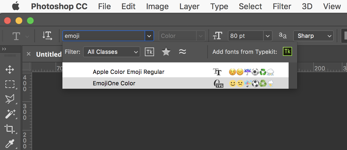 How To Insert Emoji Into Illustrator The Easy Way
