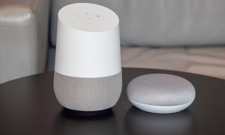 Google Home vs. Google Home Mini