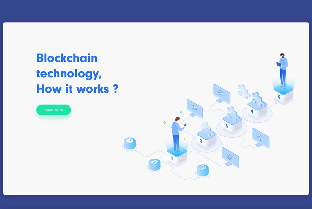 how does blockchain work image source