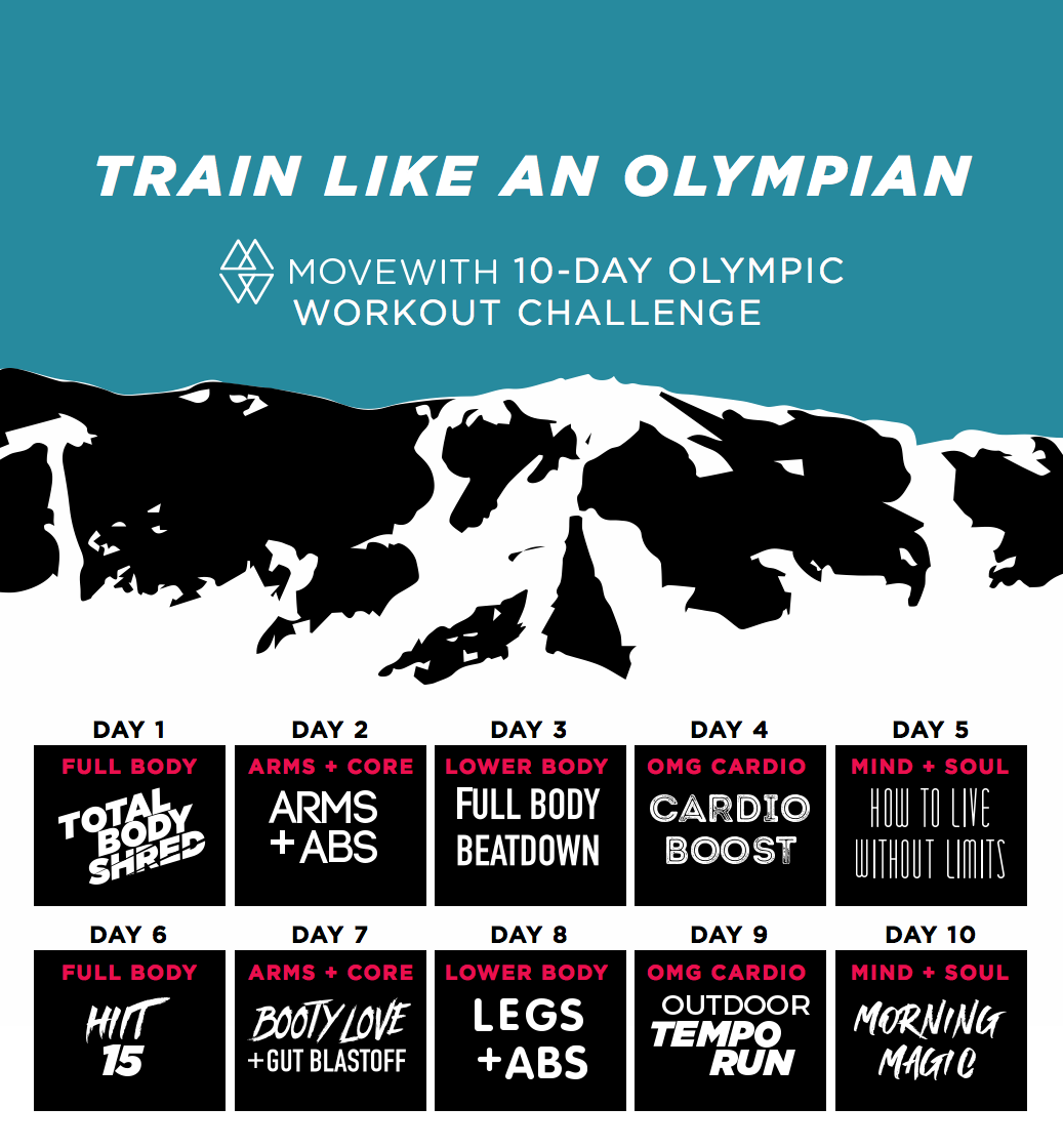 pictures Mind, Body, and Soul Workout Challenge