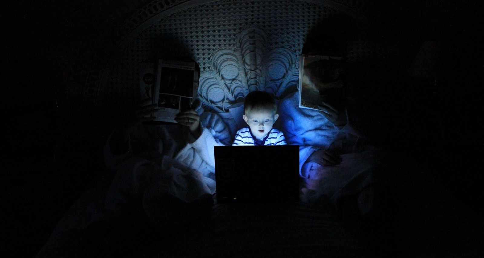 Captivating Is Blue Light Destroying Your Sleep? No, But Worrying About It Is.