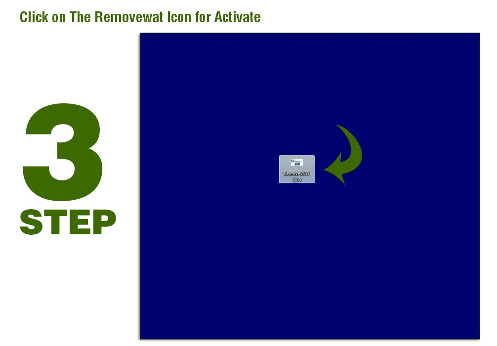 removewat tool for windows 7