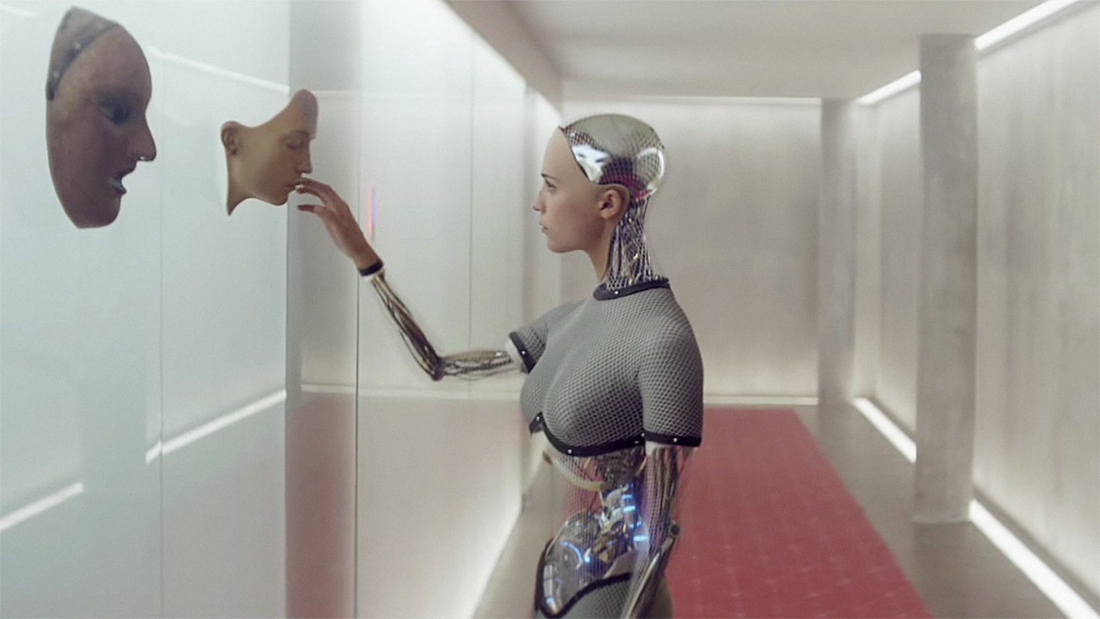 "We are not too far away from ""Ex Machina"" style future"