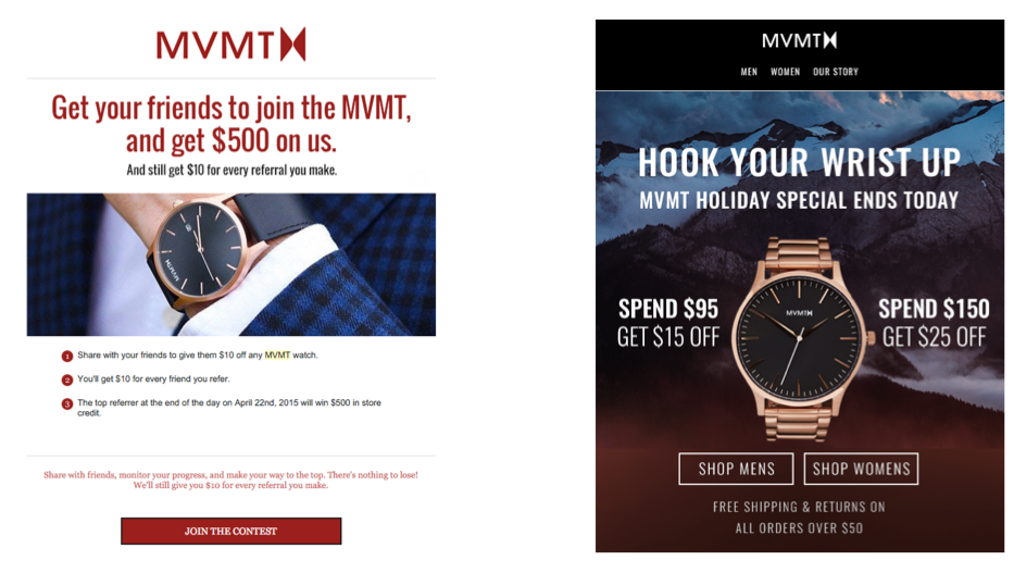 Mvmt discount coupons