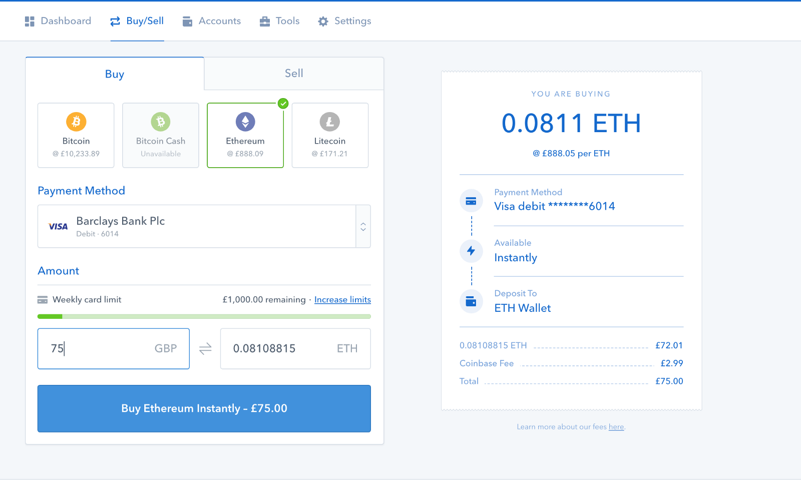 Coinbase Bitcoin To Litecoin Reddit Track Cryptocurrency Trades