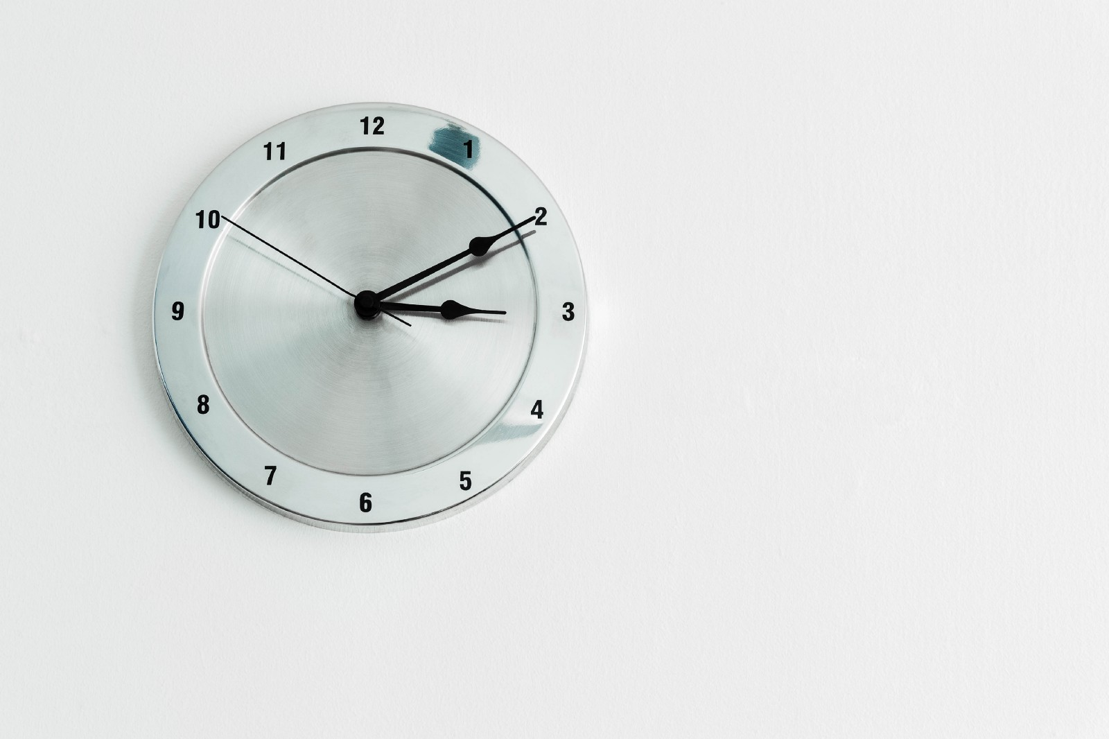 Time Management Techniques For Insanely Busy People Timer From Old Quartz Clock Electronics You