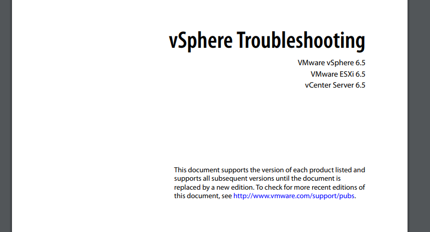 My first vcp certification tips and tricks for vmware beginner if you look at the exam blueprint you will notice that objective 7 troubleshoot a vsphere deployment is the second longest objective malvernweather Choice Image