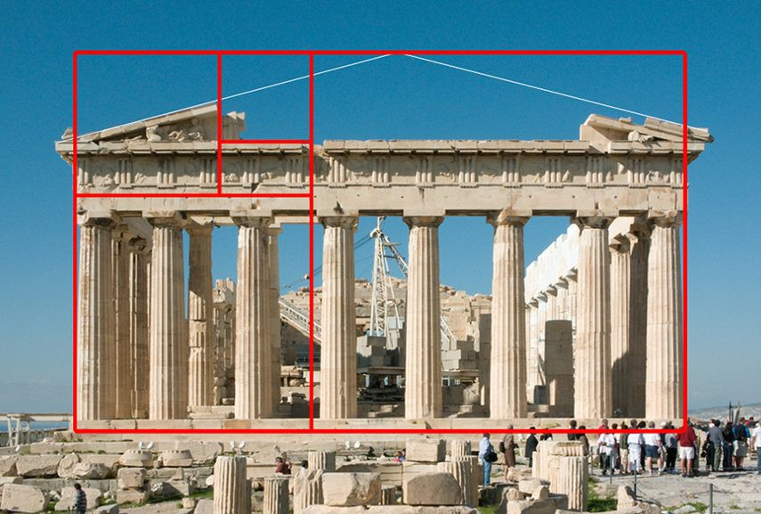 golden ratio what it is and why should you use it in design