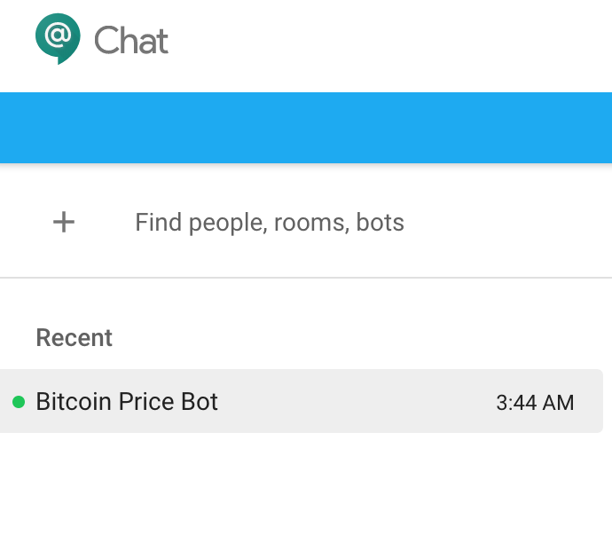 Tutorial Write A Hangouts Chatbot Powered By Google Cloud Functions