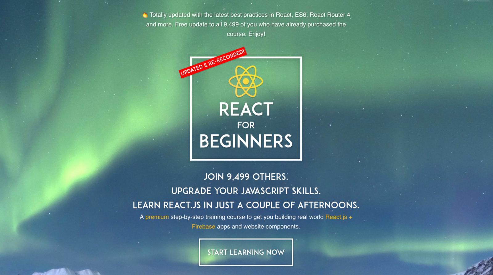 React S Five Fingers Of Death Master These Five Concepts Then