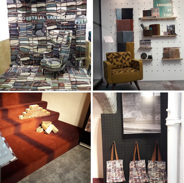 The future of design is sustainable design econyl brand medium london from industrial age is the inspiration for new ege carpets fandeluxe Images