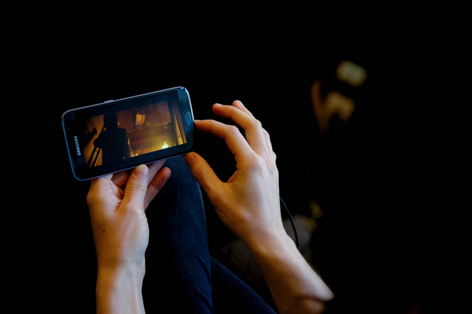 streaming movies on your mobile device? we need to talk.