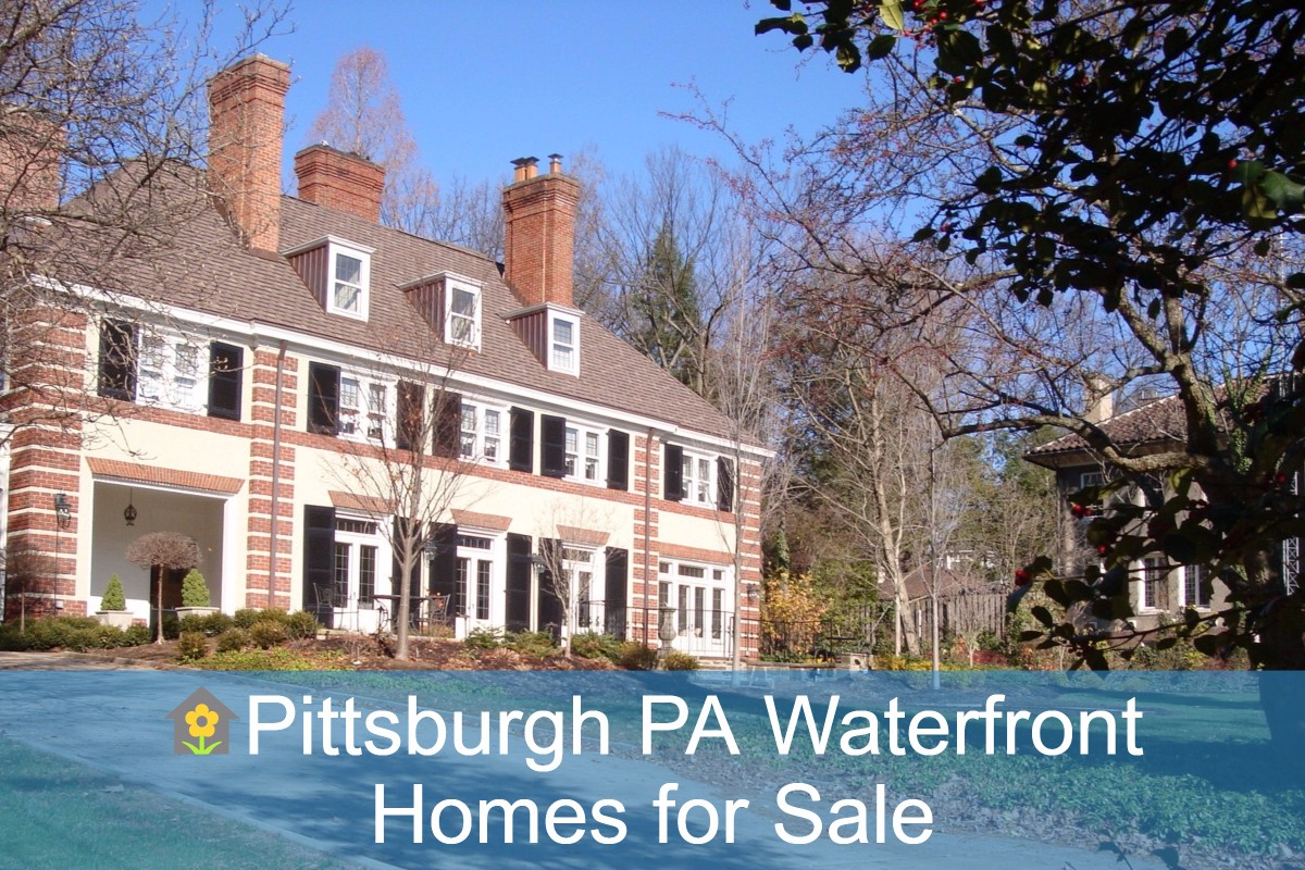 Pittsburgh Pa Waterfront Homes For Sale Connie Wolff Medium